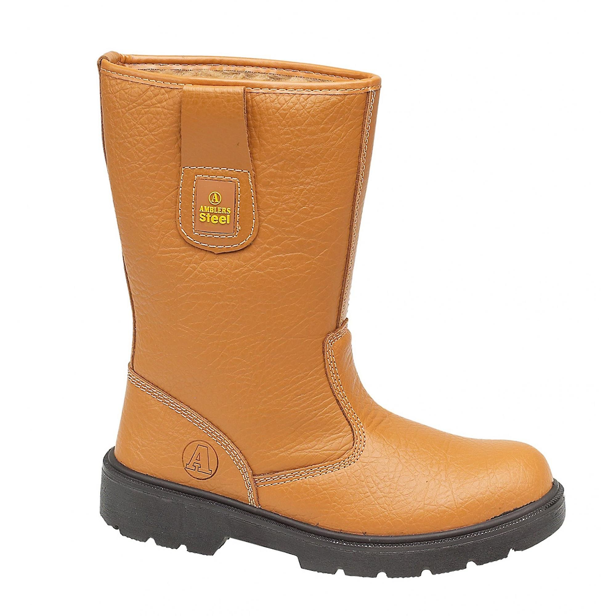 ff9197de5fc Amblers Safety FS124 Safety Rigger Boot / Mens Boots