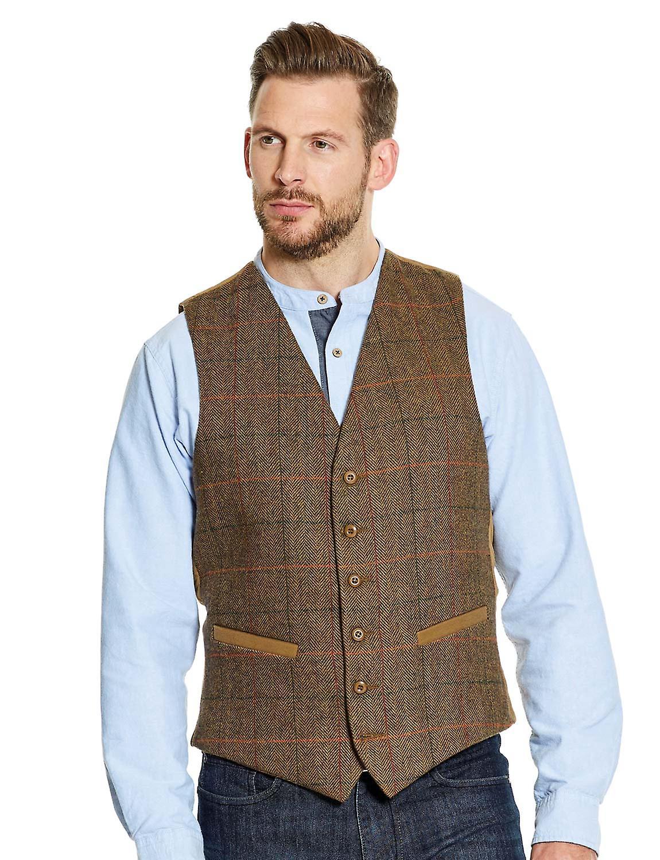 Pegasus Herre Tweed Vest