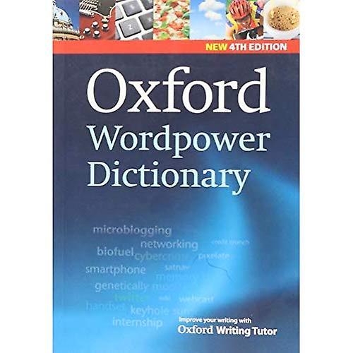 oxford wordpower dictionary  Oxford Wordpower Dictionary, 4th Edition: Ab 3. Lernjahr | Fruugo