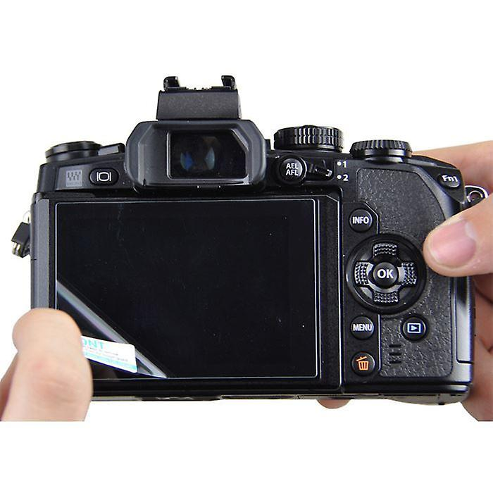 86cf21bb416f2 JJC SGP-D3300 óptico cristal Protector de pantalla para Nikon D3300 ...