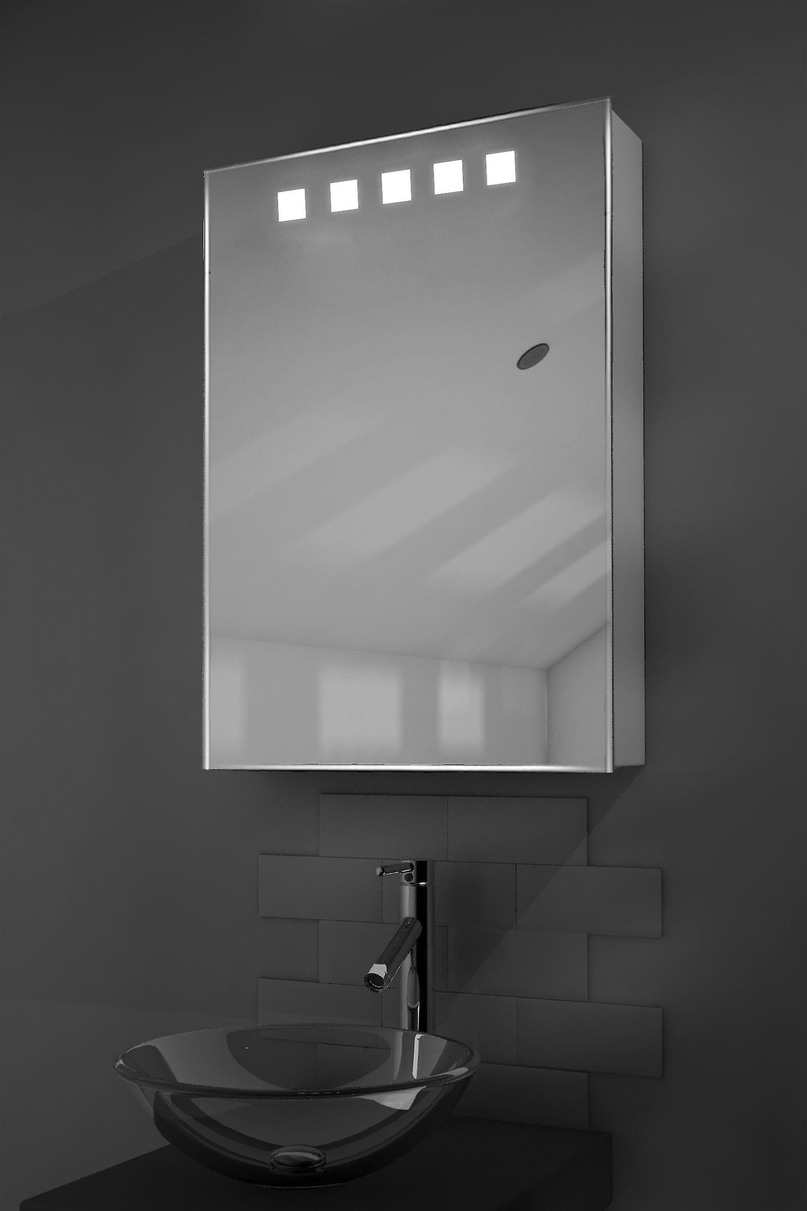 Deva LED verlicht badkamer spiegel kabinet met Sensor ...