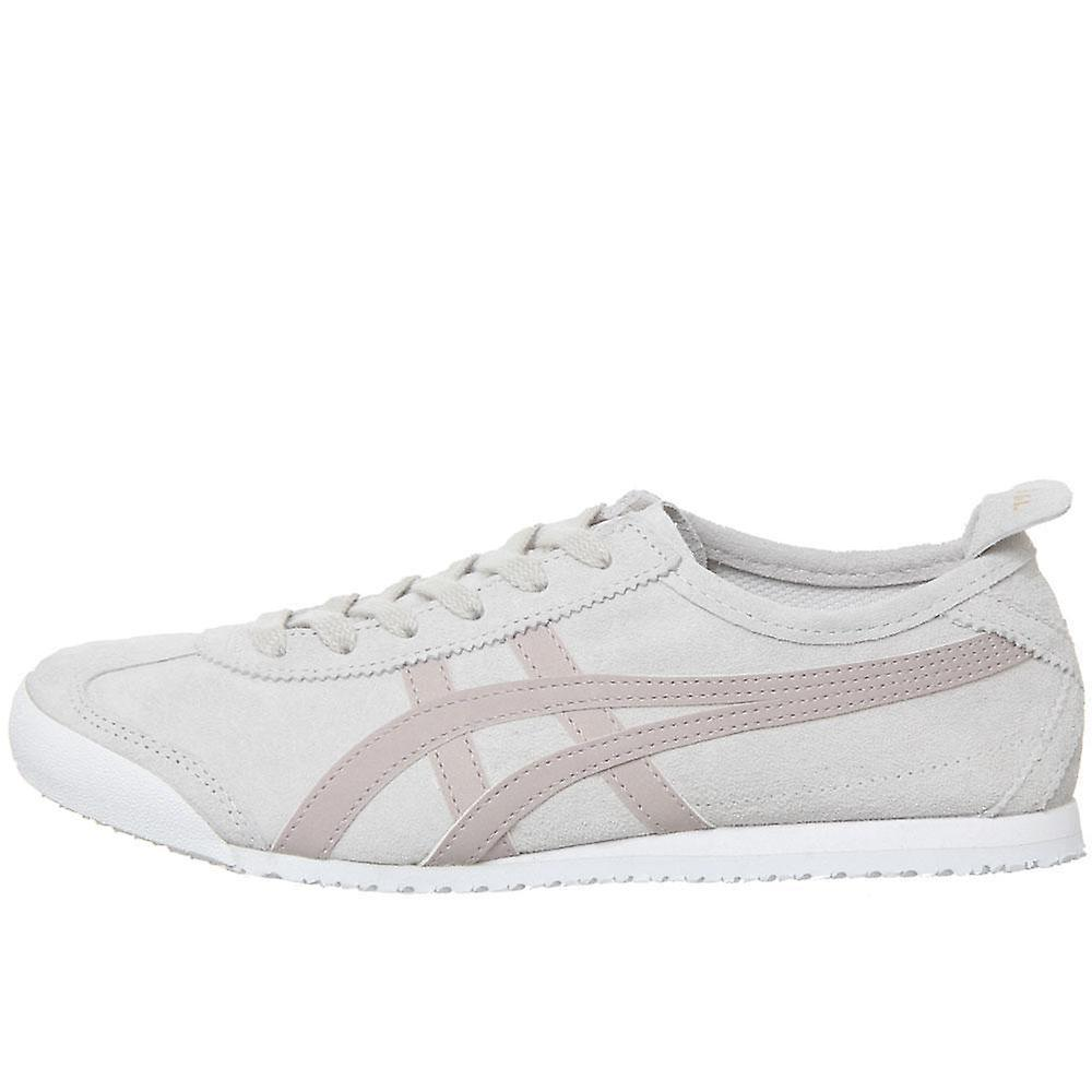 online store 91c2b 082e1 Onitsuka Tiger Mexico 66 Trainers Birch Coral Cloud