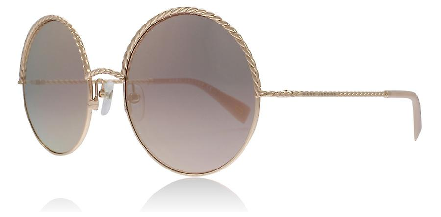9c2dc9395db Marc Jacobs MJ169 S EYR0J Copper Gold MJ169 S Round Sunglasses Lens  Category 3