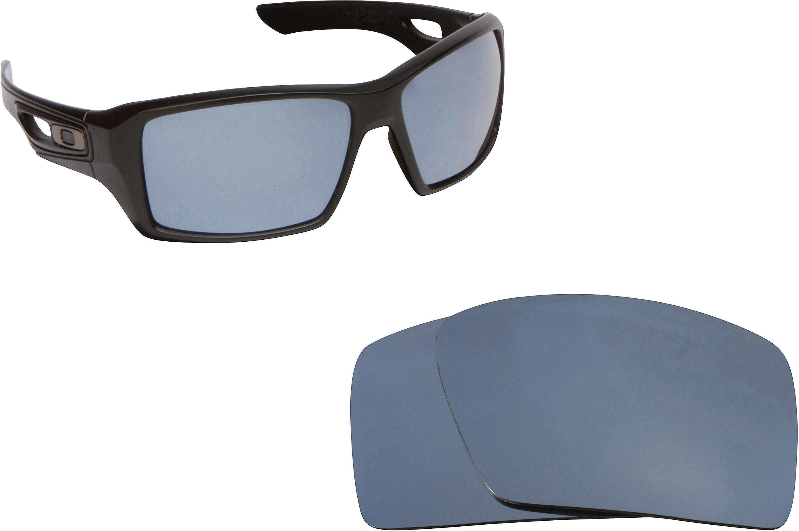 035ee95705 Eyepatch 2 Replacement Lenses Silver Mirror by SEEK fits OAKLEY Sunglasses