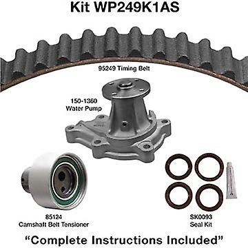Dayco WP249K1AS Water Pump Kit with Seals