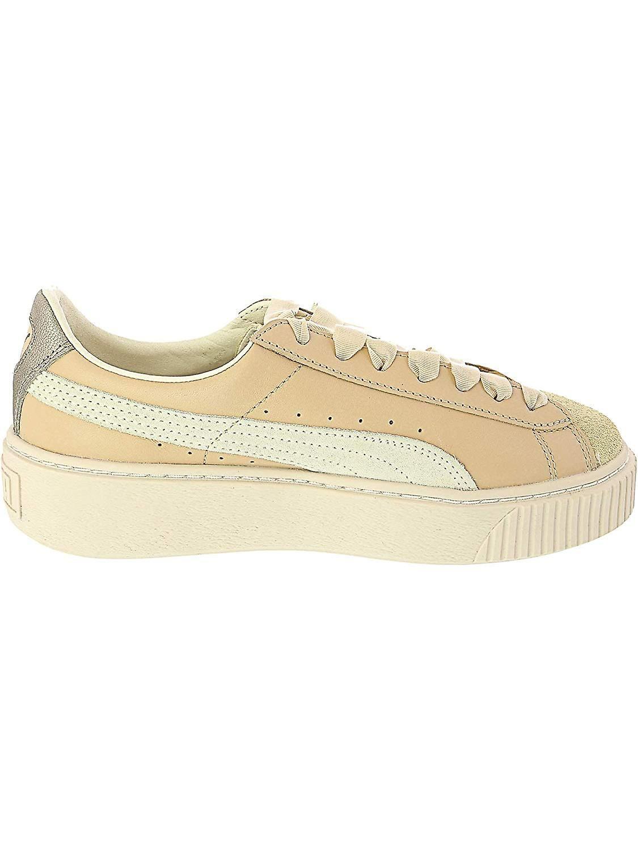 Puma Platform ExotSkin W shoes natural vachetta