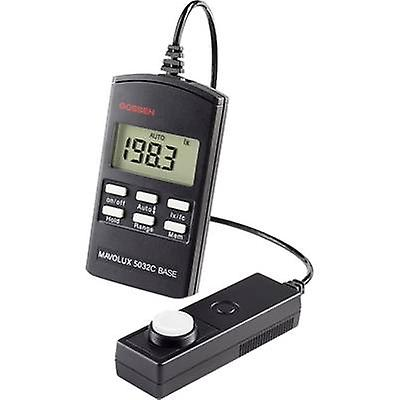 Gossen F502B Lux meter 0 1 - 199000 lx Calibrated to Manufacturers  standards (no certificate)