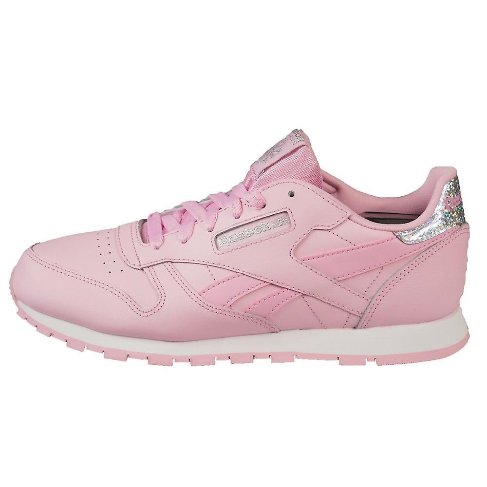 Reebok Classic Leather Pastel BS8972 universal all year kids shoes