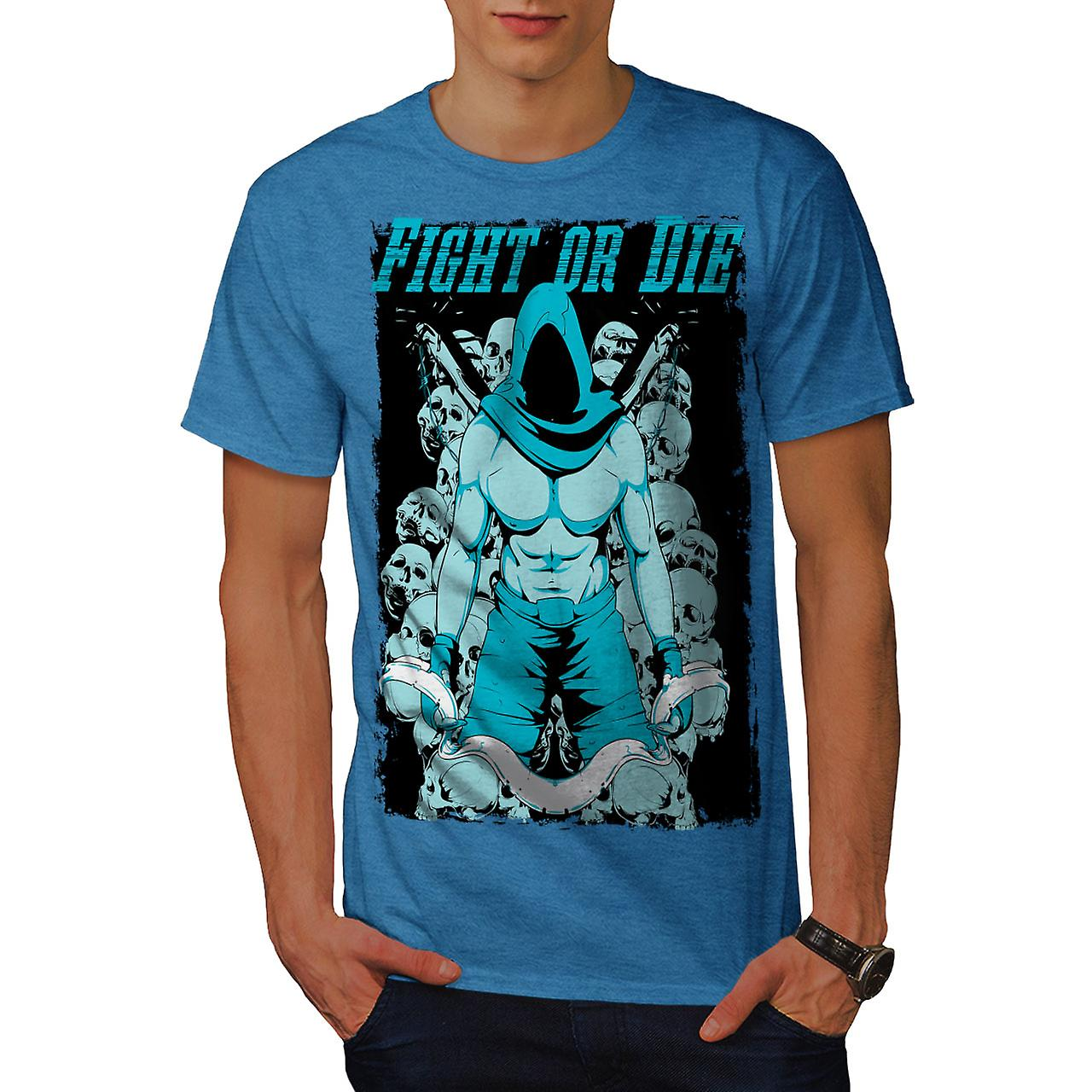 fight or die it is a