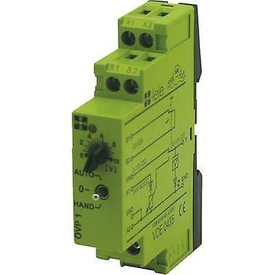 Crossbar switch 1 pc(s) 24 Vdc, 24 V AC tele OVP1 24 V/AC/DC 0 - 10 V