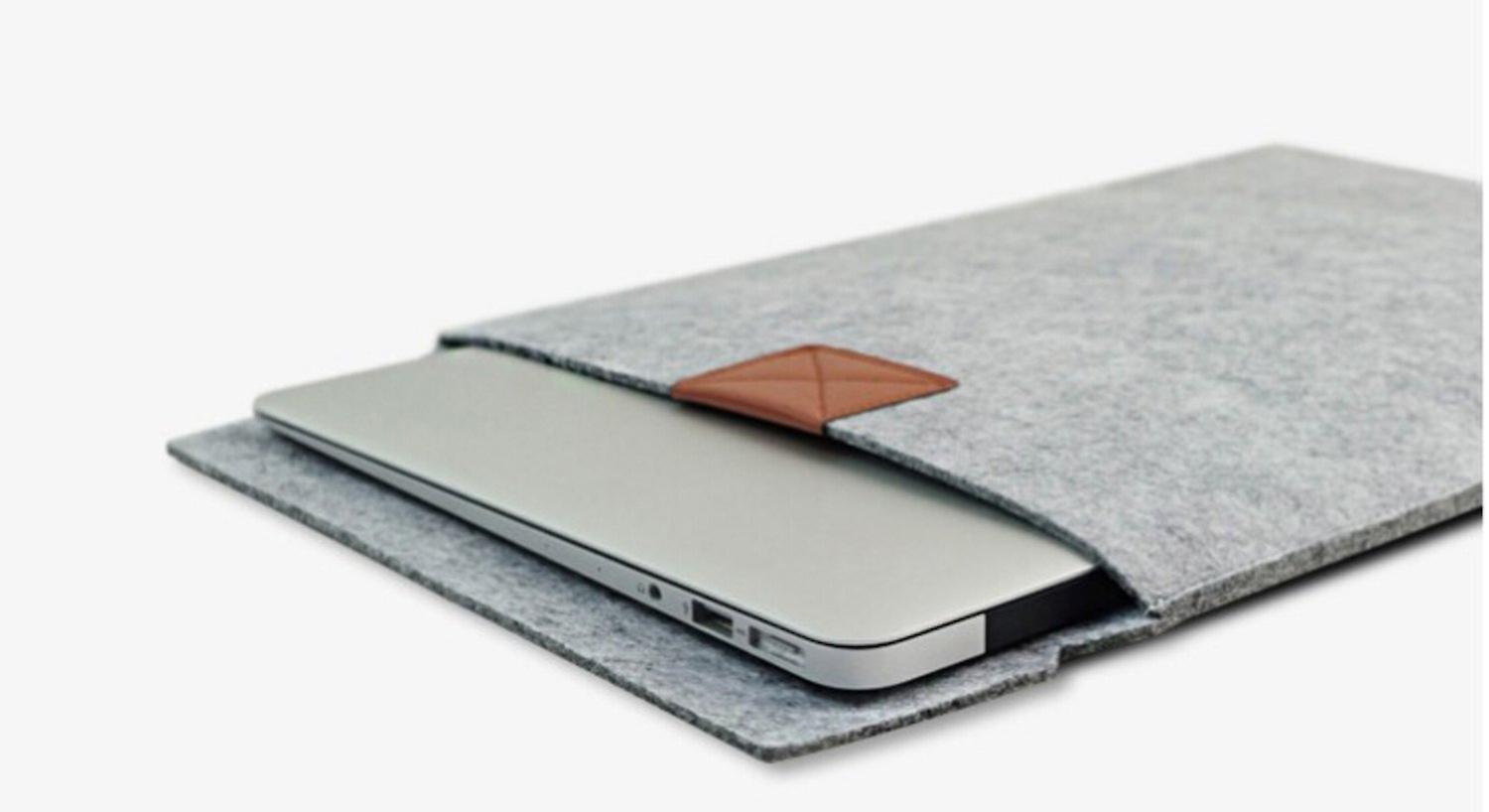 Soft Laptop Cover for 11, 13 & 15 Inch!