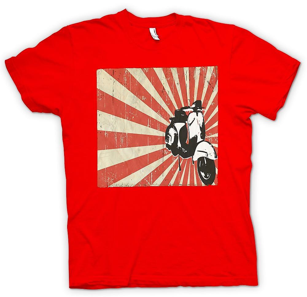 Mens T-Shirts With Cool Designs | Mens T Shirt Vespa Cool Design Pop Art Fruugo