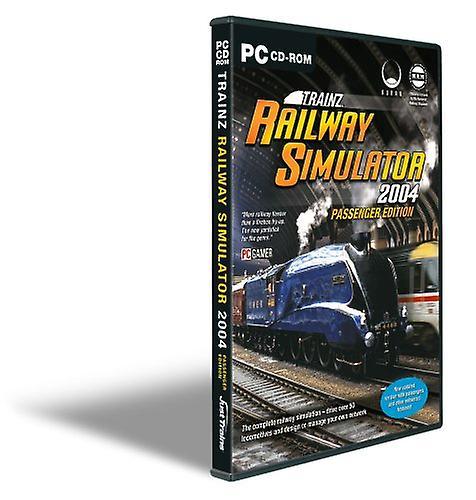 Trainz Railway Simulator 2004 - Passenger Ed (PC)