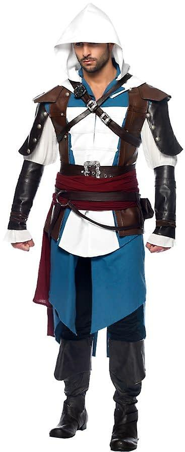 Assassins Creed Edward Kenway Adult Plus Costume Fruugo United