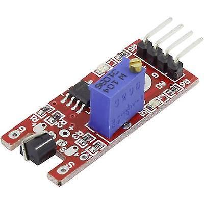 Iduino Hall effect sensor module SE061 5 Vdc Pin strip