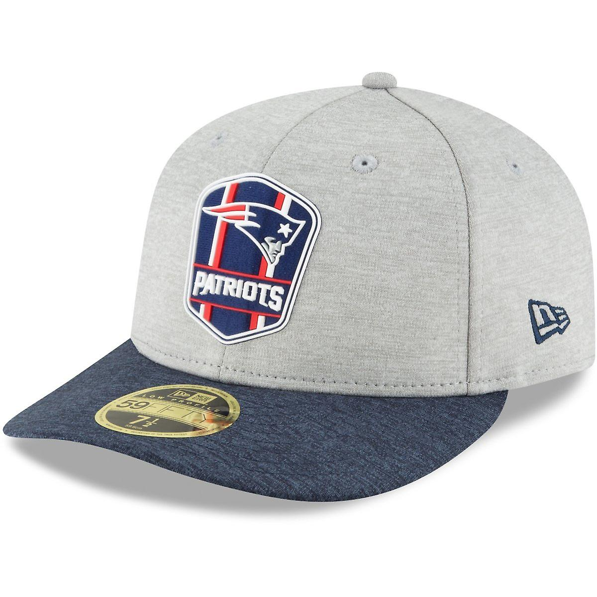 online store abade 9f800 New era 59Fifty Cap - New England Patriots sideline away LP