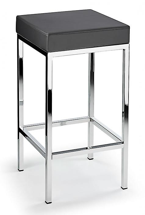 Sensational Ernest Kitchen Bar Stool Padded Seat Chrome Frame Fixed Height Ocoug Best Dining Table And Chair Ideas Images Ocougorg