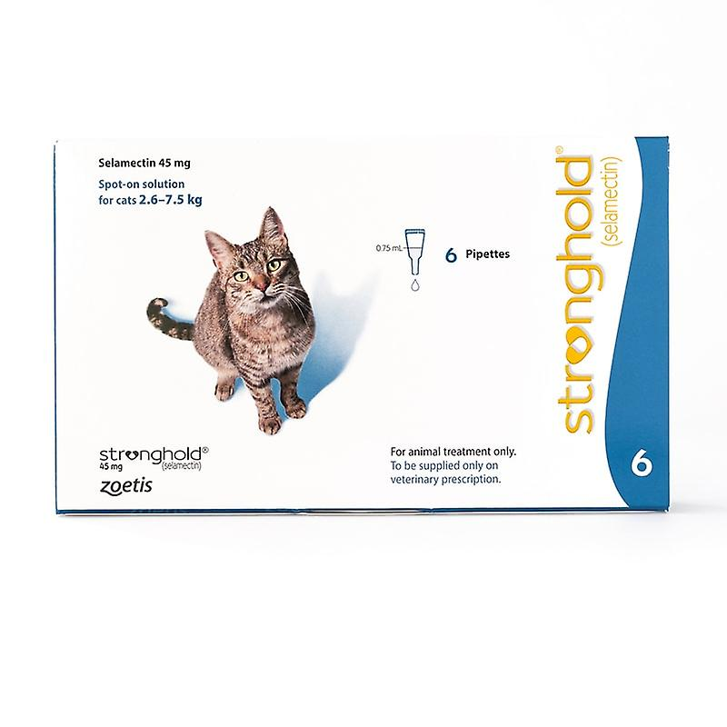 stronghold gatti  Stronghold per gatti blu Confezione da 6 | Fruugo
