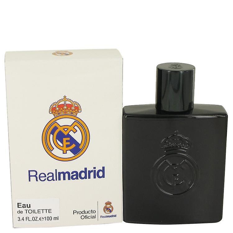 Real Madrid Eau de Toilette 100ml Spray