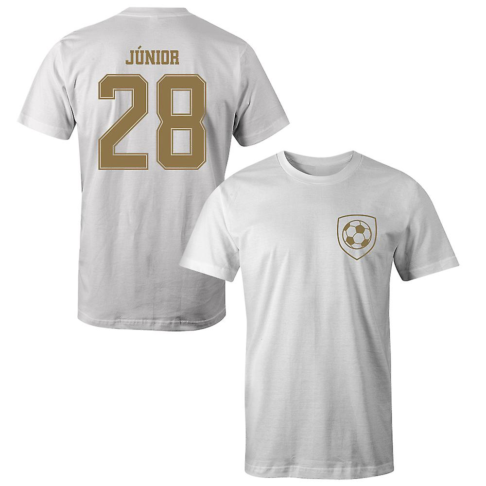 newest 99e64 1ca7f Vinicius Junior 28 Real Madrid Style Player Kids T-Shirt