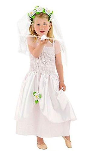 Jurk Voor Bruiloft Kind.Bruidsjurk Bruiloft Jurk Kind Kostuum Bloemenmeisje Kids Kostuum