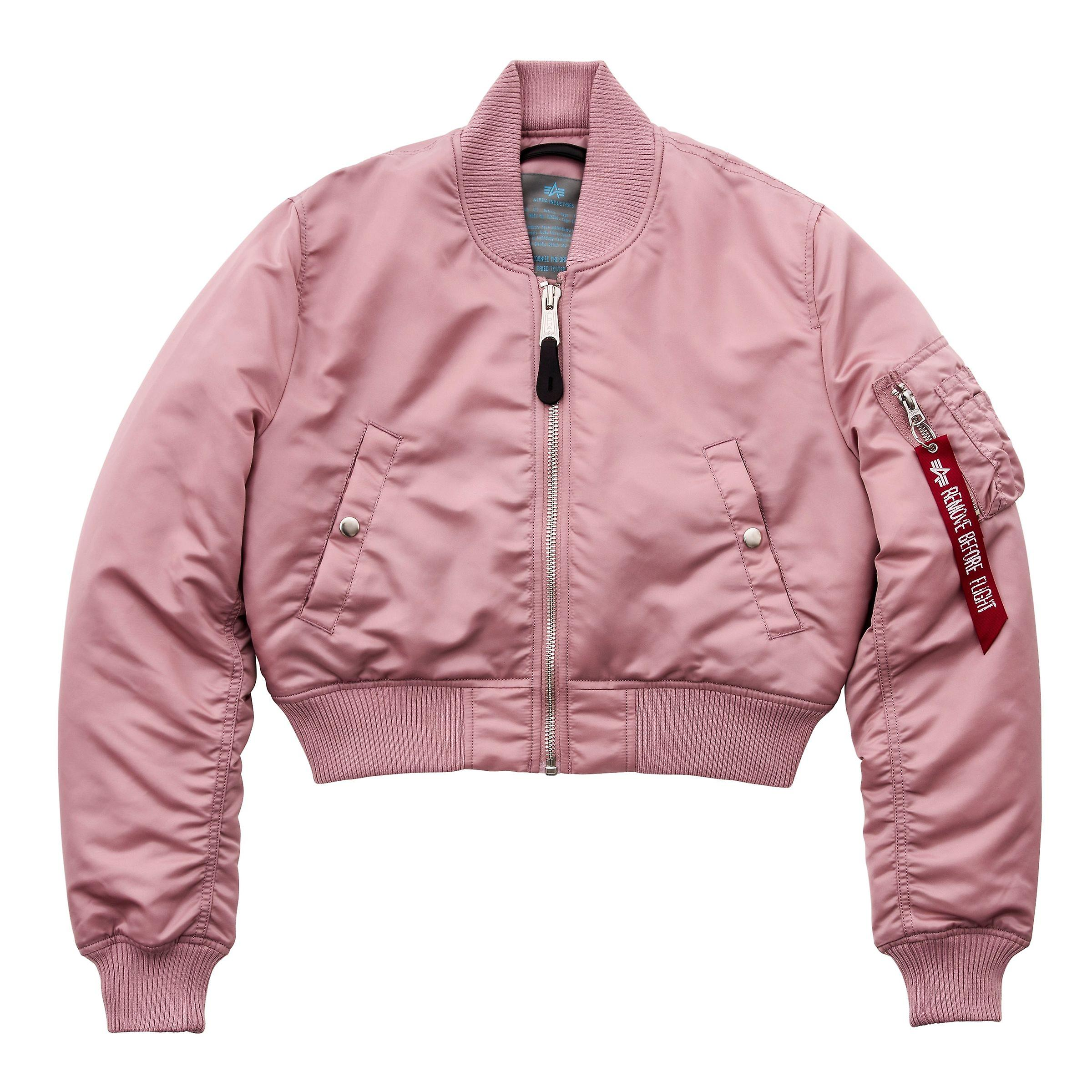 Alpha industries ladies jacket MA-1 SF PM cropped Wmn  2e78f643185