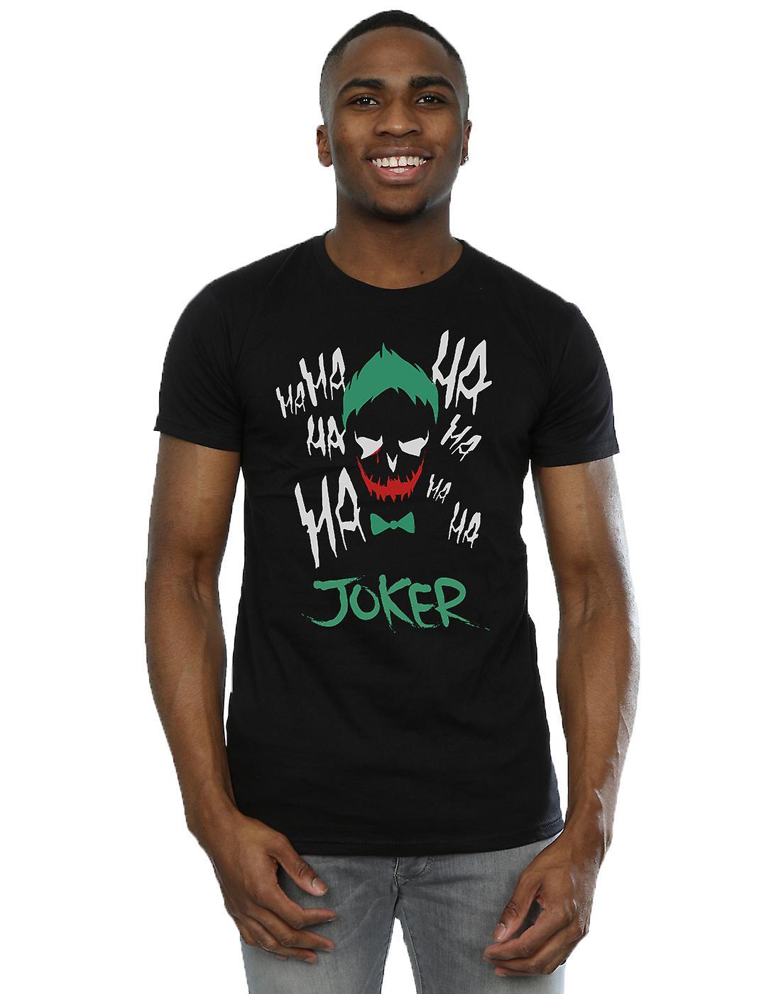 6969f649c827 Suicide Squad Men s Joker Icon T-Shirt