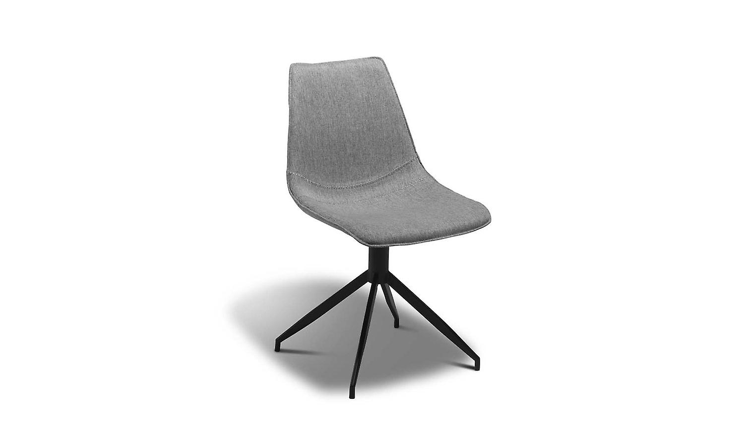 Superb Furnhouse Isabel Dining Chair Light Grey Metal Base 48X57X85 Cm Set Of 2 Ncnpc Chair Design For Home Ncnpcorg