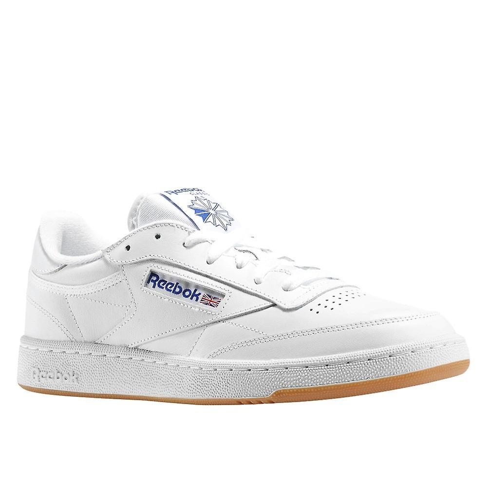 bf561dd72d74e Reebok Club C 85 AR0459 universal all year men shoes