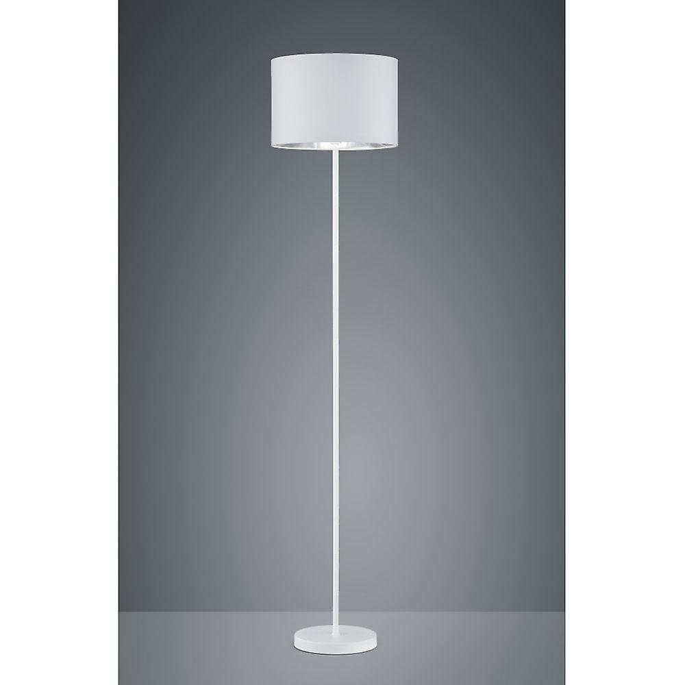 151a2c42f Trioen belysning Hostel moderne hvit Matt Metal gulvlampe
