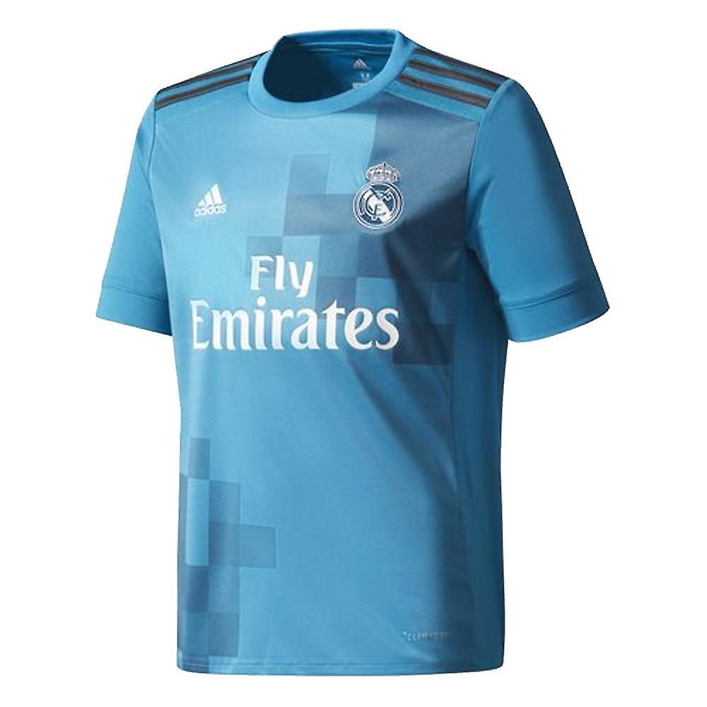 2017-2018 Real Madrid Adidas Third Shirt (Kids)  bf71ff4fe078d