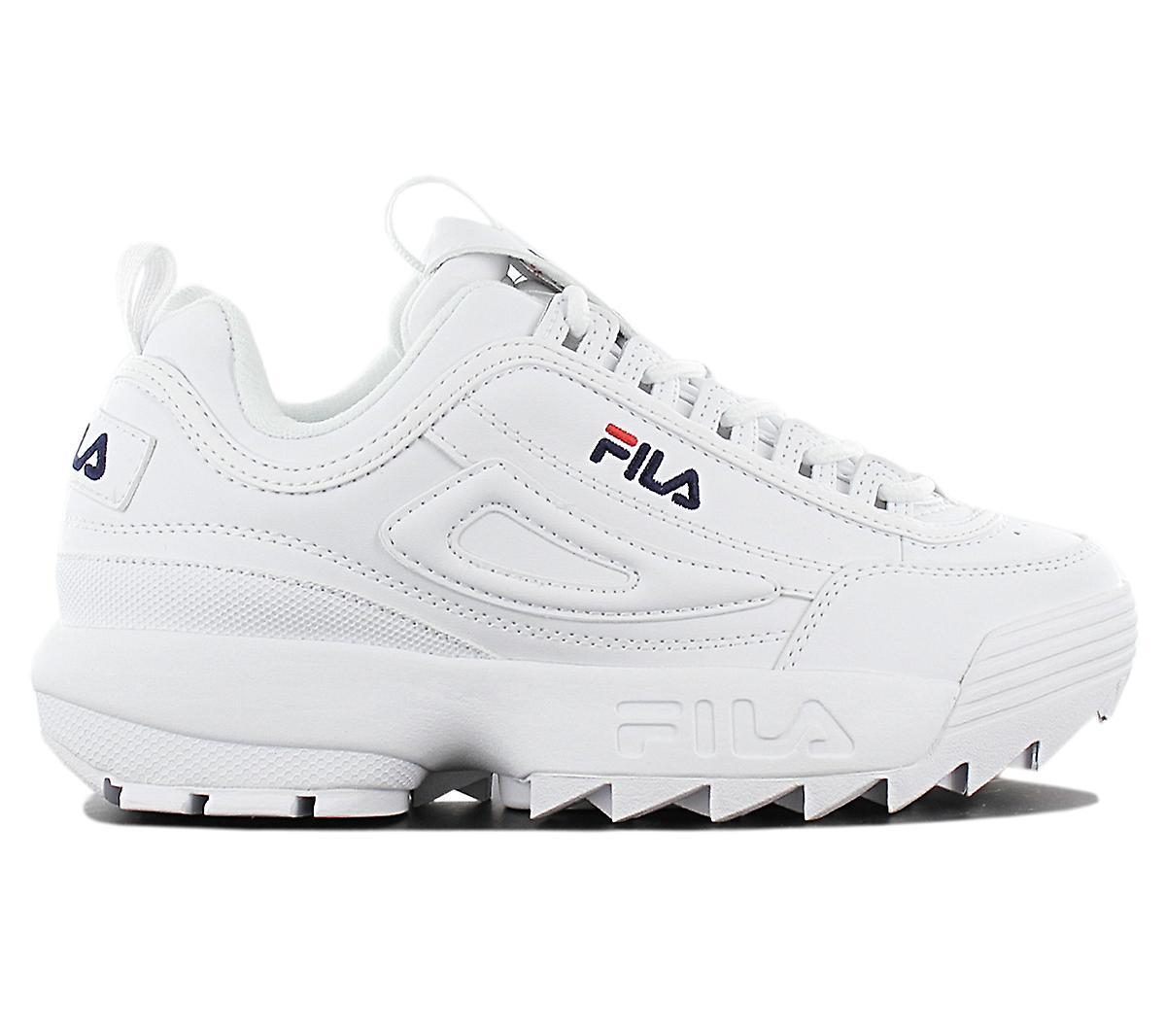 Fila Disruptor sneakers, Hvit