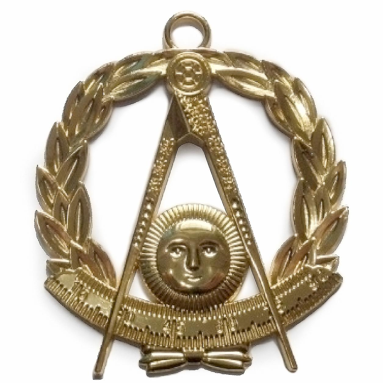 Masonic Collar Past Master Jewel