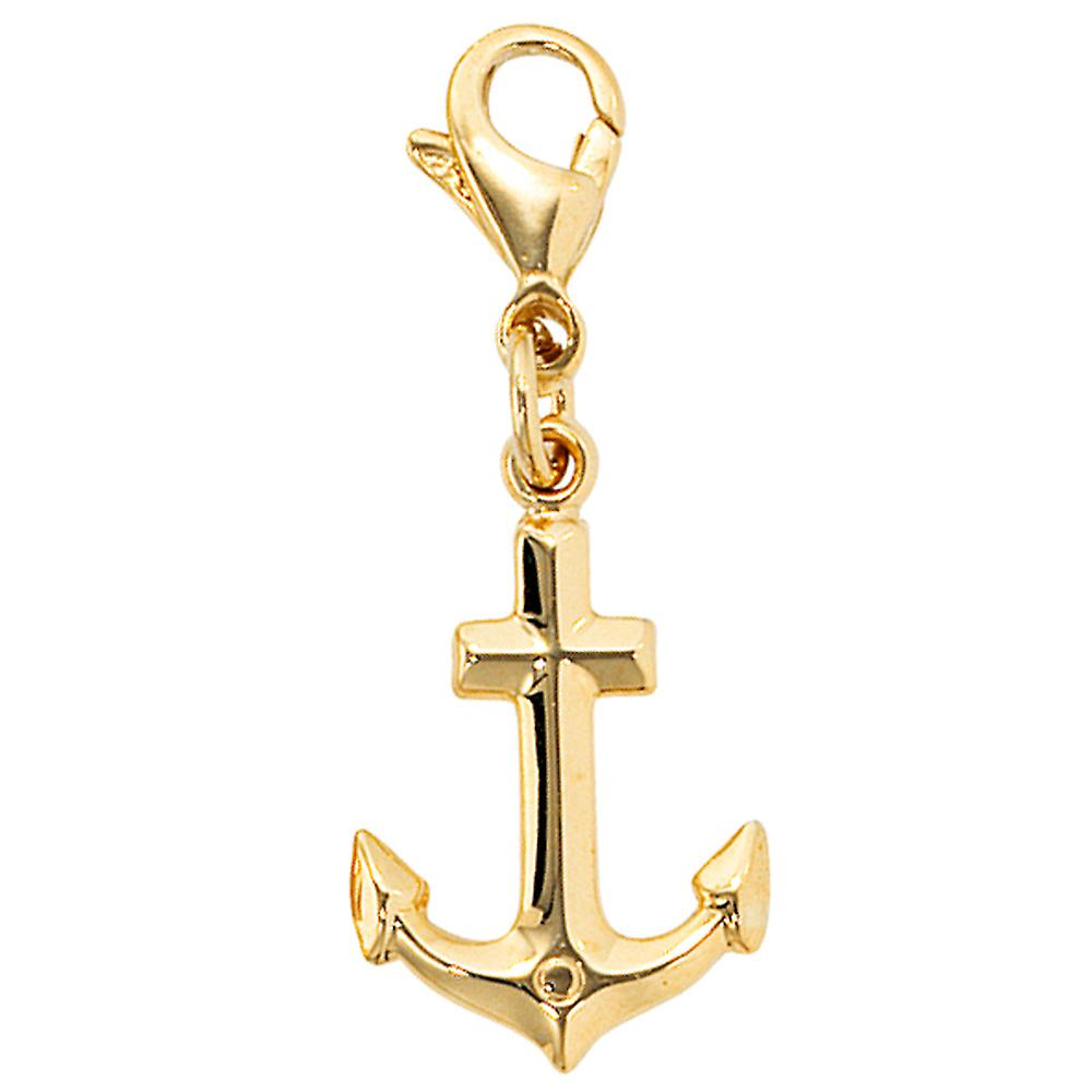 Single earrings 333 g anchor pendant anchor gold anchor gold charm single earrings 333 g anchor pendant anchor gold anchor gold charm pendants aloadofball Images