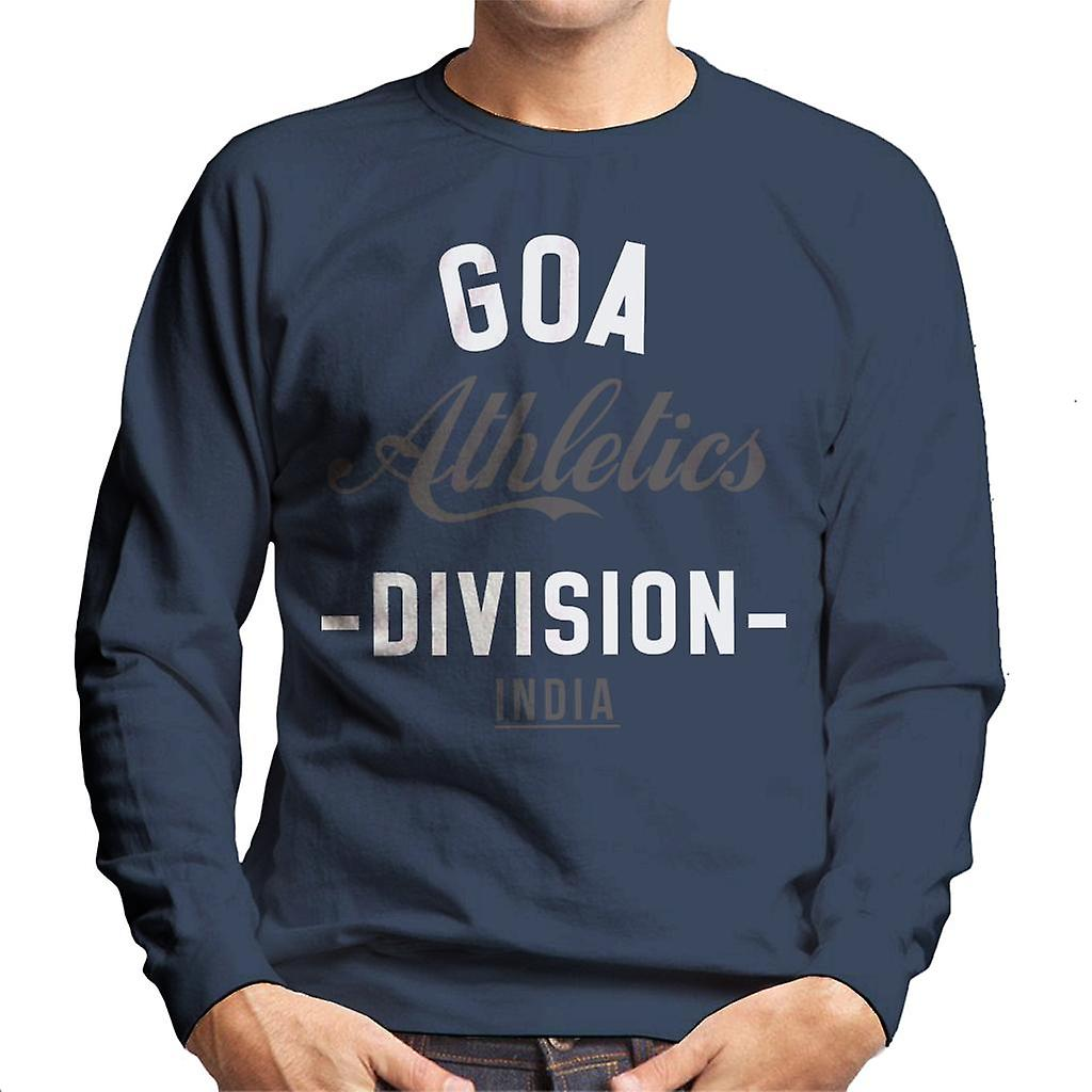 Goa Athletics Division India Men S Sweatshirt Fruugo