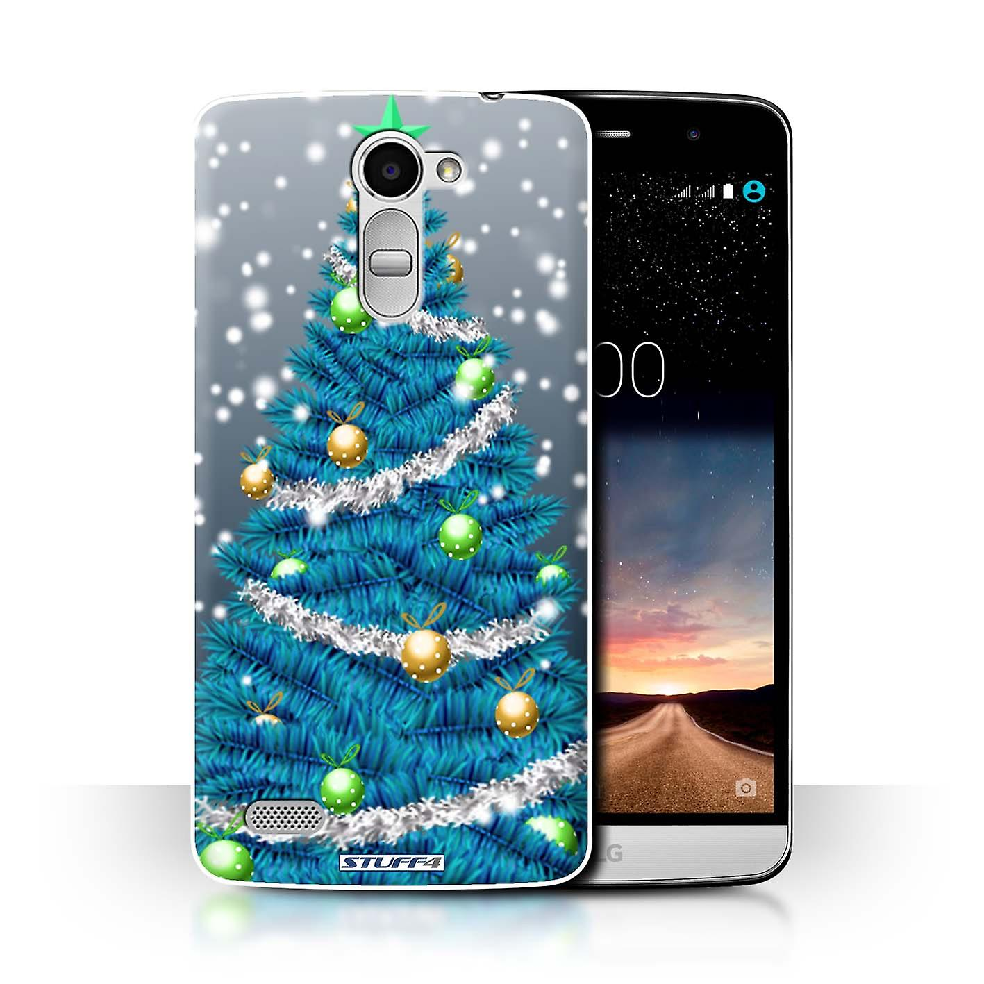 Stuff4 Case Cover For Lg Ray X190 Tree Snow Christmas Decorations