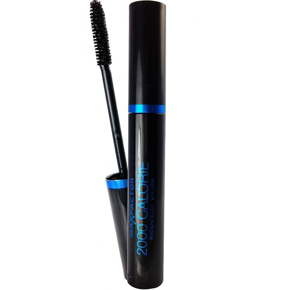 f05571aa1c2 Max Factor 2000 Calorie Mascara Waterproof Black 9 ml | Fruugo