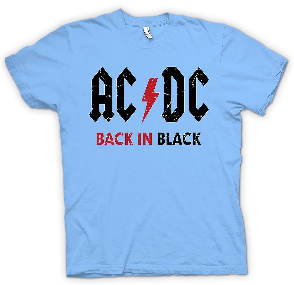243306187c7d3 Enfants T-shirt - AC DC - Back In Black