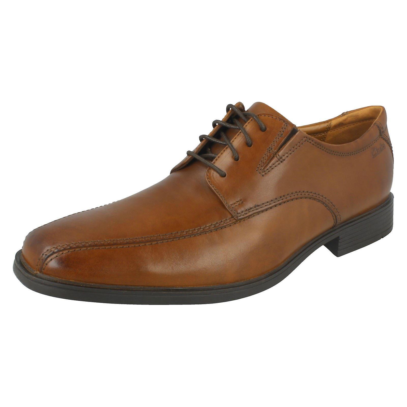 Mens Clarks Formal Shoes Tilden Walk Fruugo