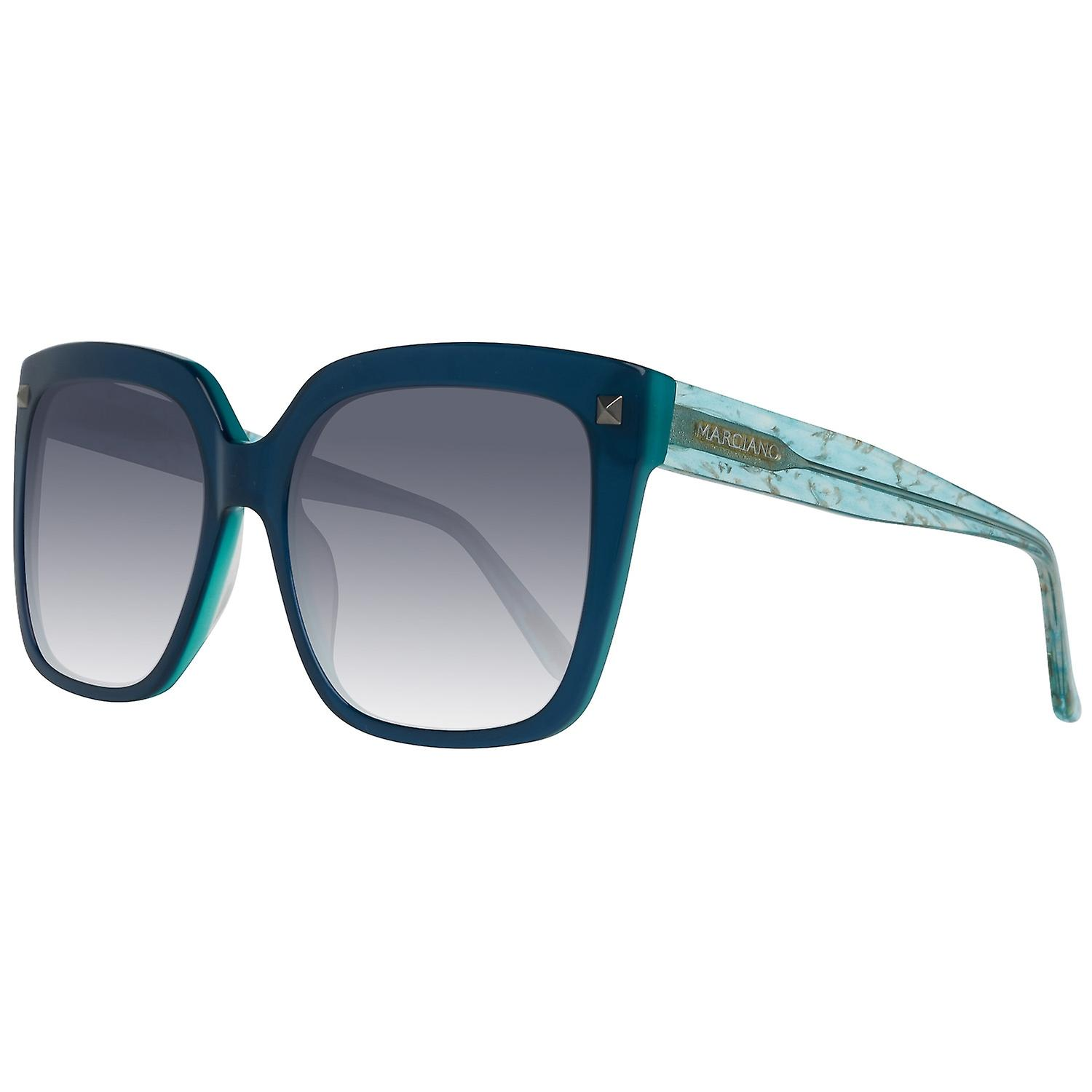 884bc3dcf5c42 GUESS by MARCIANO women s blue sunglasses