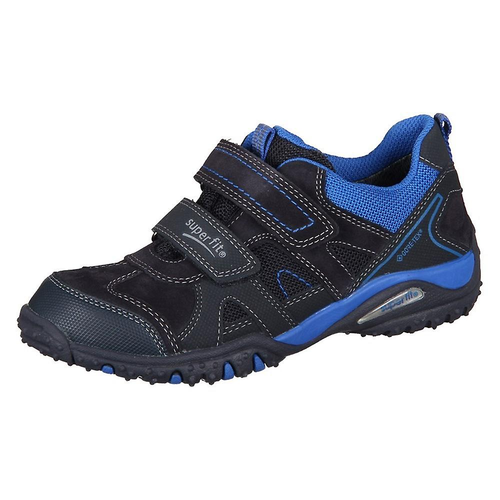 Superfit Schuhe Sport 4 Ocean Kombi Velour Tecno   real