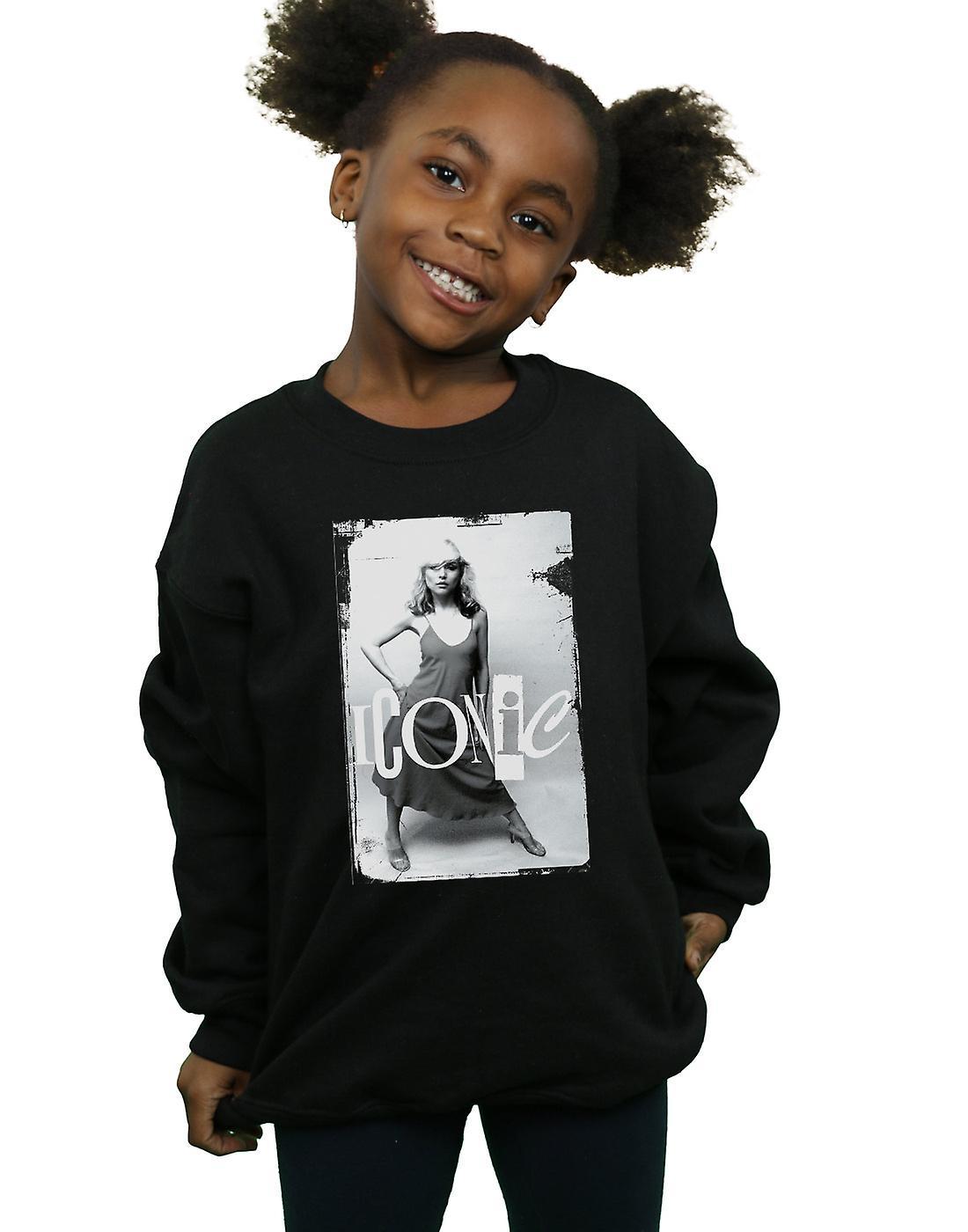 88e40144befa Debbie Harry jenter ikoniske bildet Sweatshirt