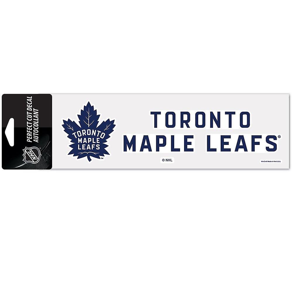 Wincraft Sticker 8x25cm Nhl Toronto Maple Leafs
