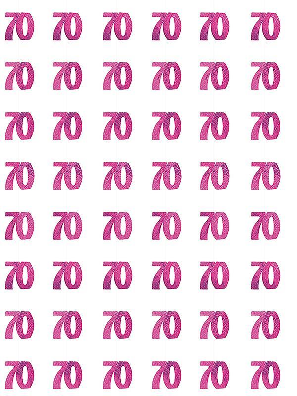 Birthday Glitz Pink