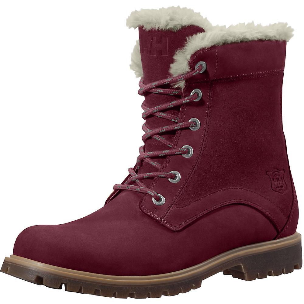 74070603 Helly Hansen Womens/damer Marion Waterproof läder vinter snö stövlar ...