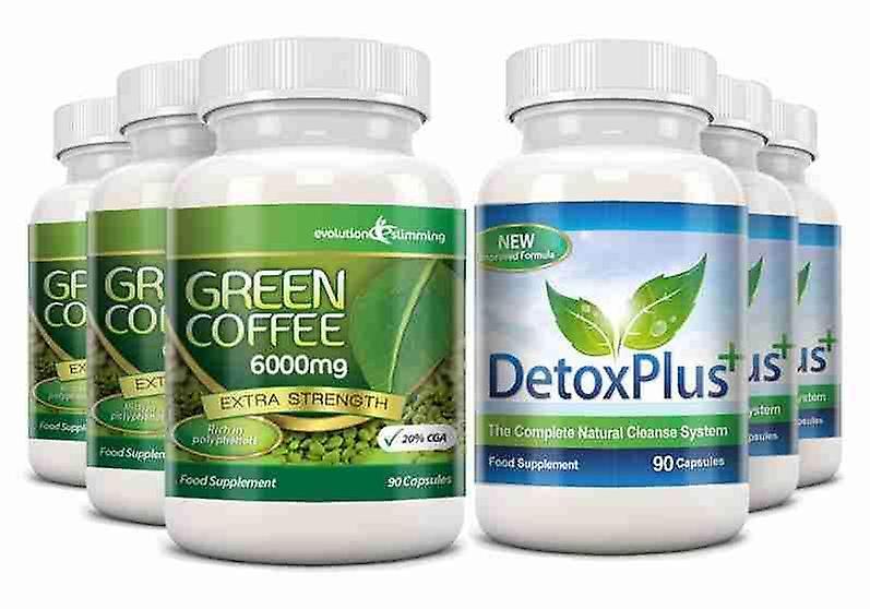 Groene koffie afslank capsules