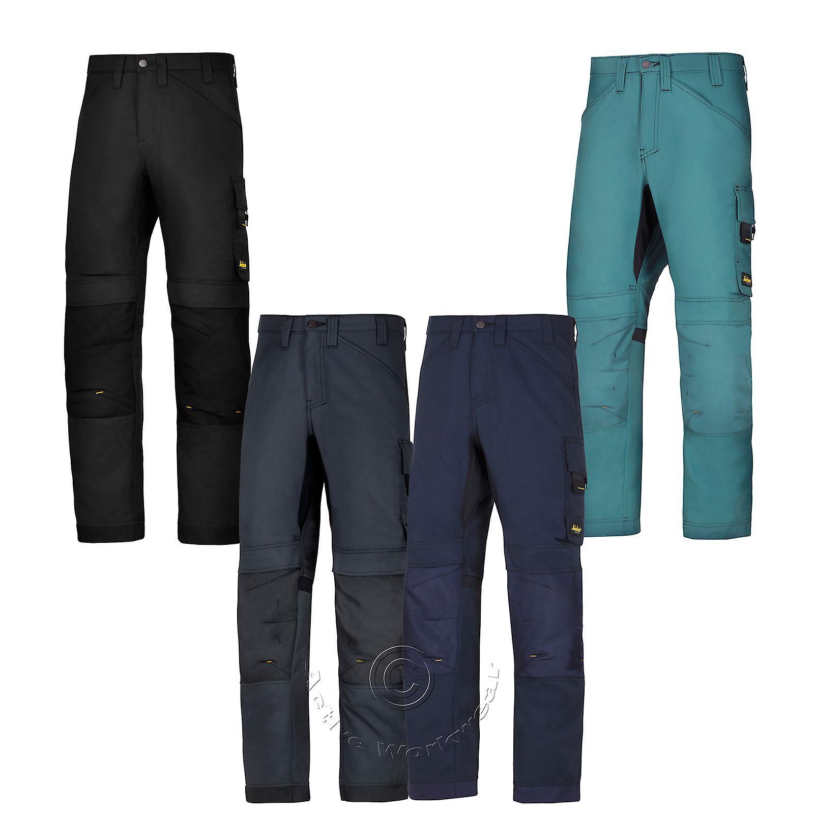 Steel Grey Modern Cordura® Work Trousers 6301 AllroundWork