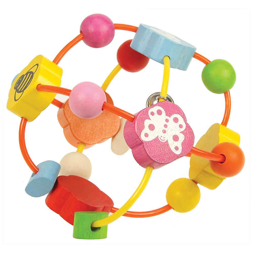 Toys For Infants >> Bigjigs Toys Baby Activity Ball Learning Sensory Toy For Babies Infants