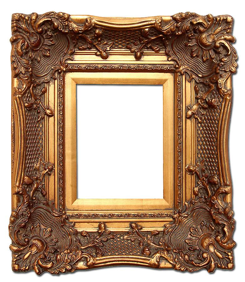 20x25 Cm Or 8 X 10 Inch Photo Frame In Gold Fruugo