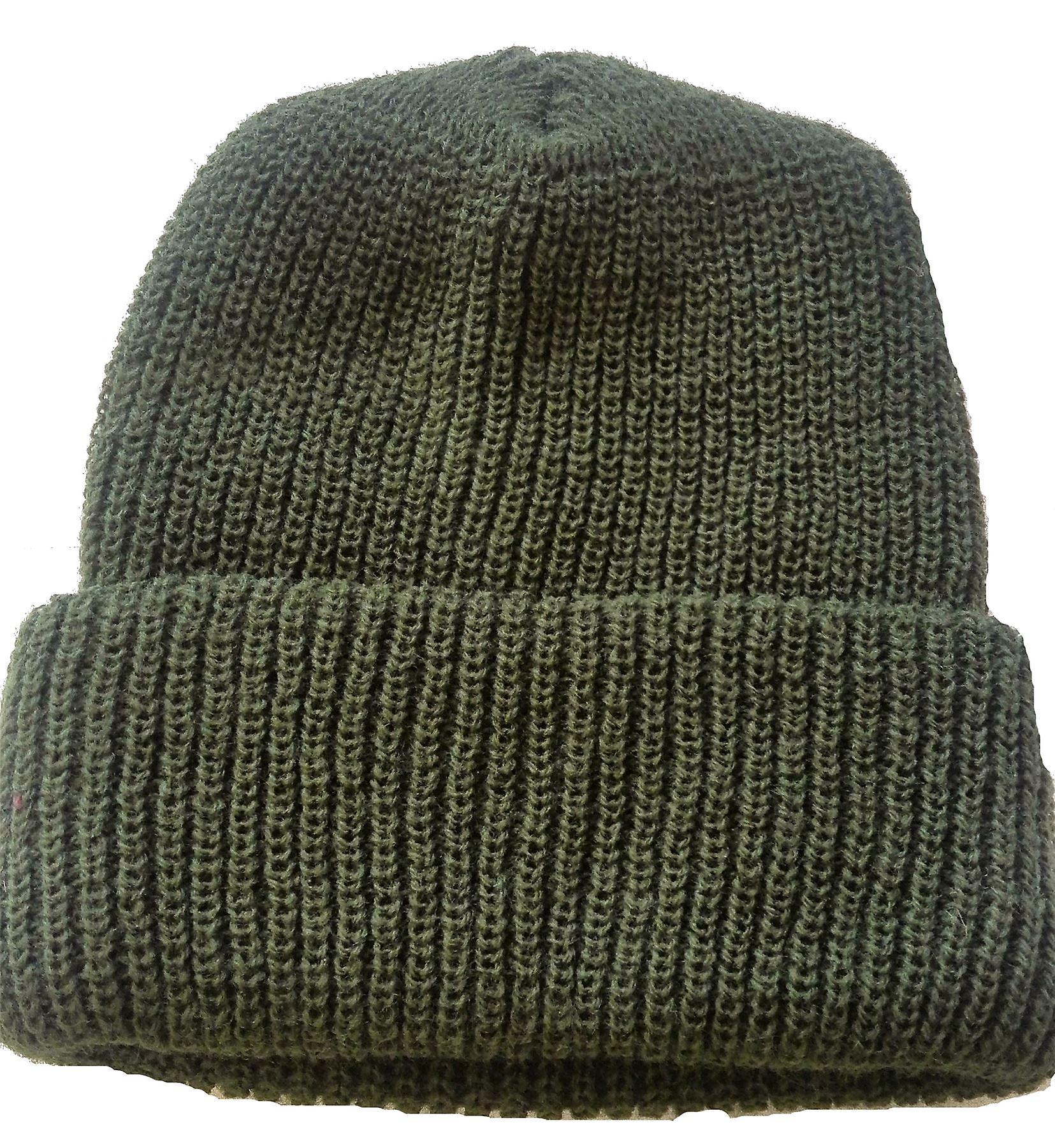 Winter Warm Bob Hat Us Military Watch Cap Beanie